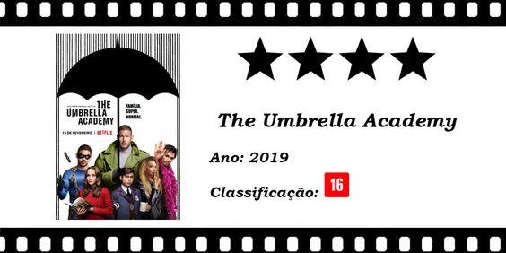 [Série] The Umbrella Academy | Blog Aquela Geek #netflix #gabrielba #netflix #netflixbr #theumbrellaacademy #gerardway #superherois #superhero #aquelageek #geek
