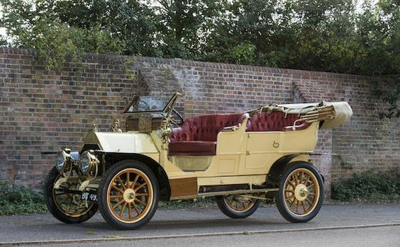 1909 Belsize 14/16HP Roi-des-Belges Tourer - Belsize was an English manufacturer…