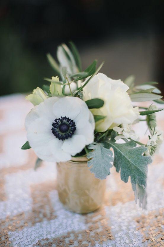 LuluKate: Wedding Wednesday - Mint and Navy