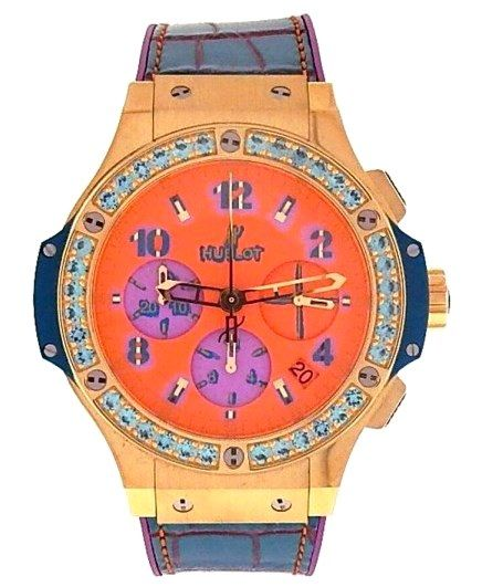 Hublot Big Bang Pop Art Ref. 341.VL4789.LR.1207.POP15 Watch