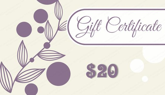 Birthday Gift Certificate Templates by www - birthday gift certificate template