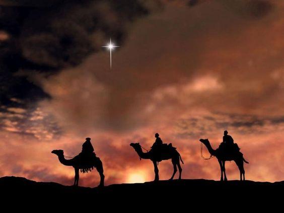 Estrela do Norte, estrela de Natal