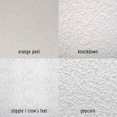 How To Cover Textured Walls With Stick On Vinyl Wallpaper Orange Peel Wall Texture Textured Walls Painting Textured Walls