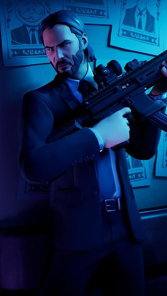 Fortnite John Wick 4k 3840x2160 Wallpaper Gaming Wallpapers Best Gaming Wallpapers Fortnite