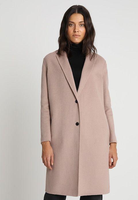 AllSaints Anya Coat Frakker Klassisk Damer Sort Tøj