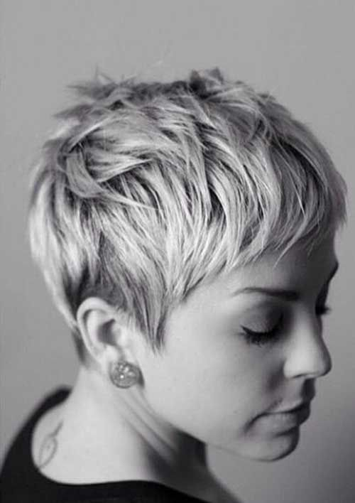 15 Best Messy Pixie Hairstyles - The Hairstyler