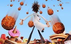 Giant meatballs!
