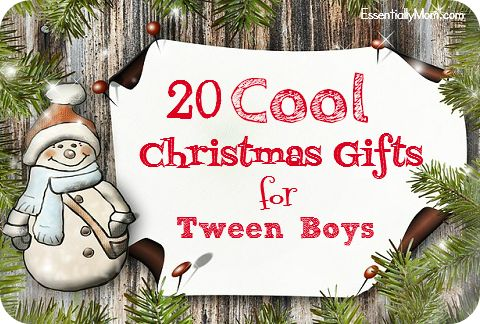 Searching for the right gift for 10 to 12 year old boys can be a bit challenging. The good news is that for Christmas 2014 there is a good selection of gift ideas just right for this age group. Her...