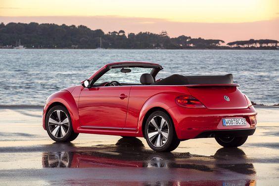 Foto Exteriores (11) Volkswagen Beetle Descapotable 2013 Cabrio - Red Rojo