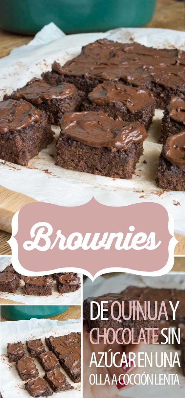 Si nunca has probado algún dulce con quinua, estarás pronto a recibir una deliciosa sorpresa