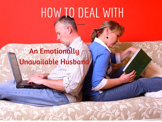 emotionally unavailable husband divorce
