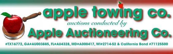 Online Auction Buford, GA ending 4/11/2013