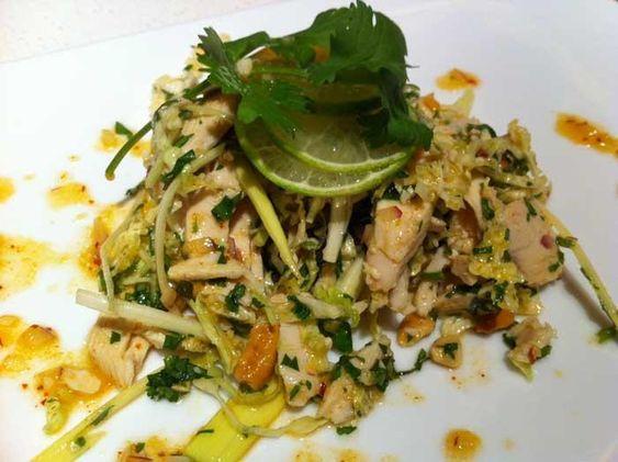 Vietnamese Chicken Salad (TNT) 0301b89f877fa53d19deddf6212c25c6