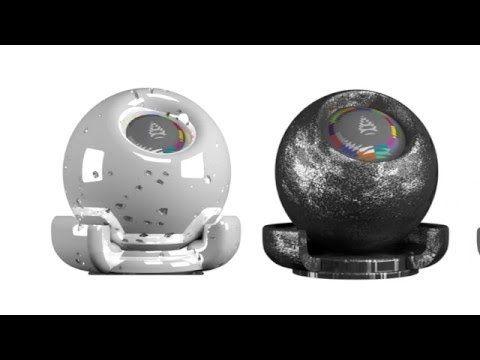Cinema 4D - Arnold Render Shader Pack 2K16 - YouTube | C4D