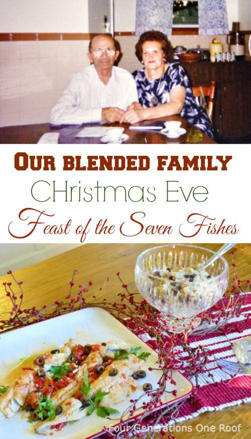 The o 39 jays christmas eve traditions and christmas on for 7 fishes christmas eve