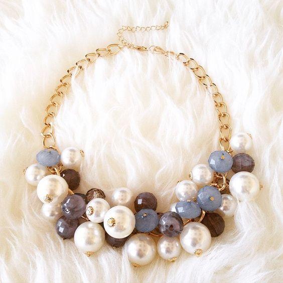Dreamlike pearls ☁️