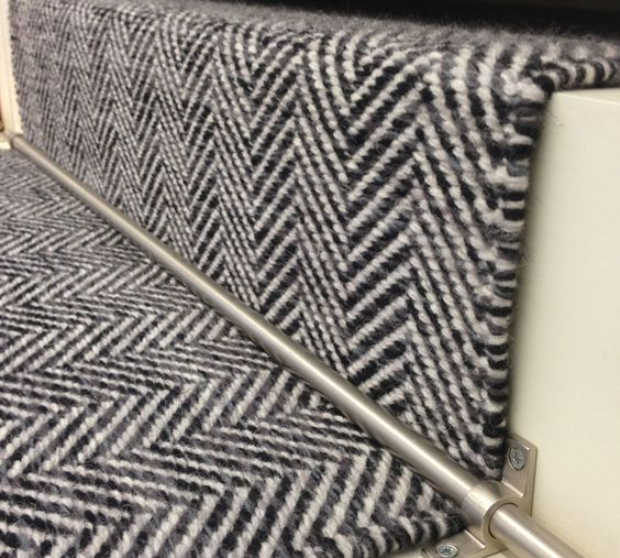 CAVALCANTI | Herringbone. Flat woven bespoke rugs and Stair runners. 100% New Zealand Wool. Contract Quality. Available in bespoke colours and sizes.