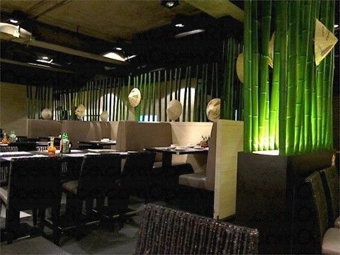 Restaurant Decoration bamboo restaurant decoration - google search | sushi room