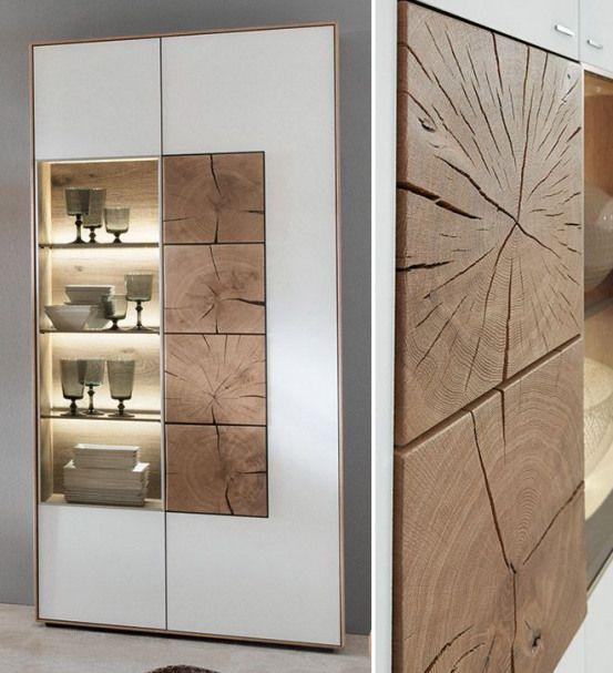 Hartmann Funktions Und Einzelmobel Kerneiche Schrank Vitrine Hirnholz Mobel Mit Www Moebelmit D Furniture Design Wooden Crockery Unit Design Cupboard Design