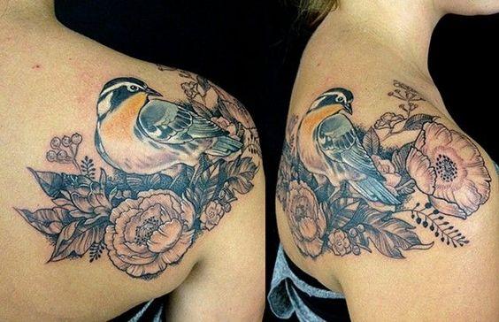 warbler tattoos - Google Search