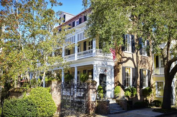 Charleston Charms Home Buyers Architectural styles, Home and Side