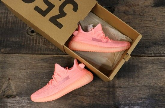 Custom Yeezy Boost 350 V2 Solar Pink