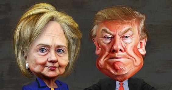 Clinton mantendría leve ventaja sobre Trump en carrera por la presidencia de Estados Unidos Según sondeos la demócrata Hillary Clinton mantenía una estrecha ventaja sobre su rival republicano Donald Trump en la contienda por la presidencia de Estados Unidos cuando faltan apenas unos días para las elecciones del 8 de noviembre. Politica