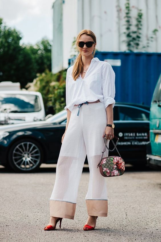 Best Outfits from Copenhagen Fashion Week 2016 | Electric Sunrise