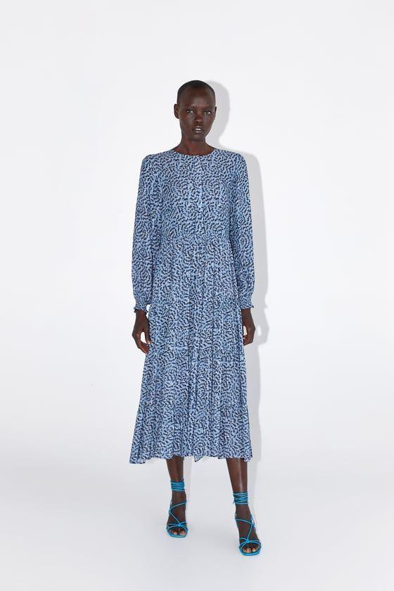29+ Zara midi dress info