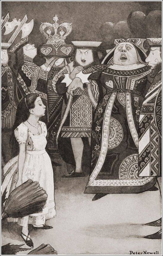 Peter Newell: Alice's Adventures in Wonderland: