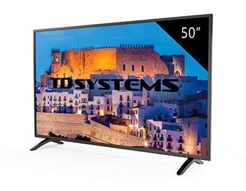 Td Systems K50dlm8f Televisor Led 50 Full Hd Televisore