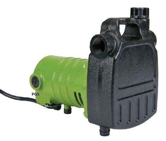 120 Volt Portable Utility 1 2 Hp Pump 1525 Gph Output Transfer Water Drain Pool Utility Pumps Cast Iron Iron On Transfer