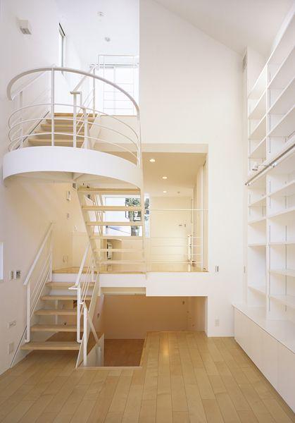 House in Sanno / Studio NOA (9)
