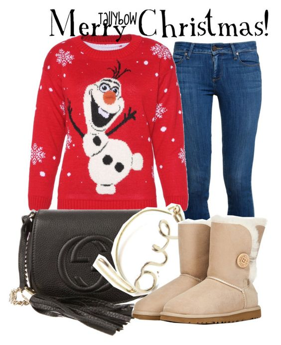 Olaf Kersttrui.15 Christmas Sweater Outfits That You Will Actually Want To Wear