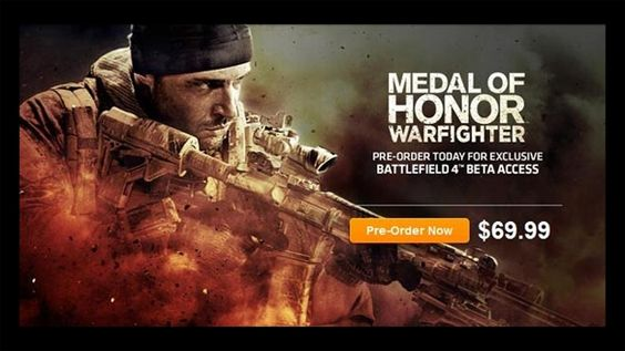 Battlefield 4 vaza em anúncio de loja