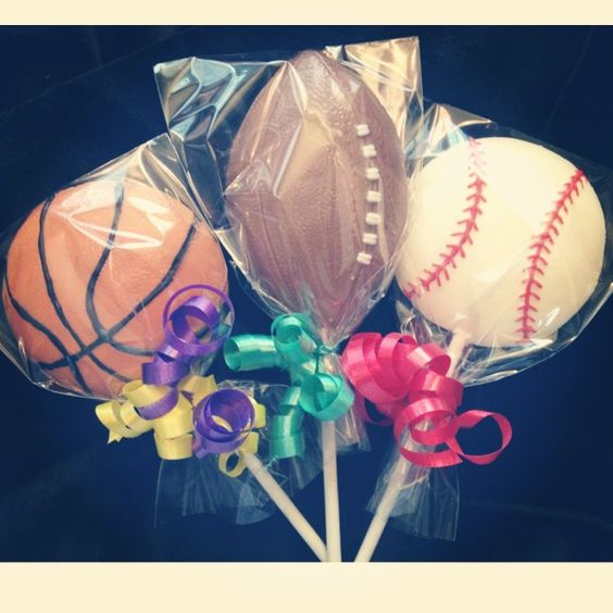 For your kids next sporting event, or if you're hosting the next baseball, basketball or football game at your house! The perfect little treat!