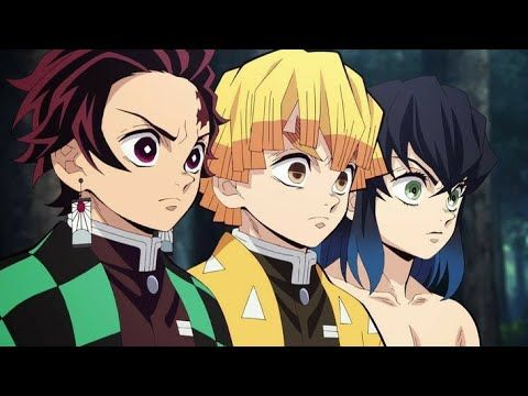 Demon Slayer Amv How You Like That Blackpink Youtube Anime Canvas Anime Canvas Painting Anime Poses Reference