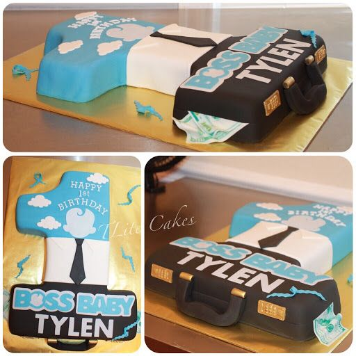 Boss Baby Birthday Cake Ideas Google Search Baby
