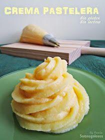 SomosGolosos: Crema pastelera {Con huevos enteros}