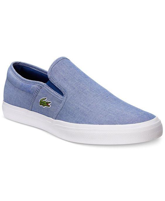 Lacoste Men's Gazon Sneakers