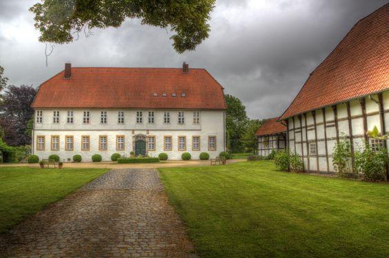 Gut Consbruch, Hiddenhausen, East Westphalia / Northwest Germany
