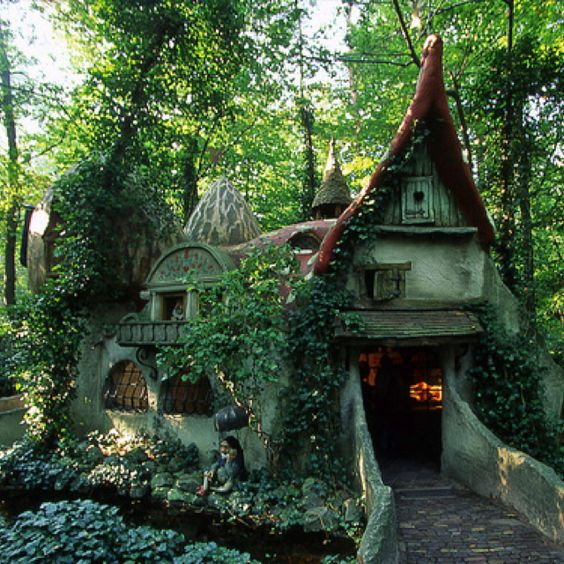 Here Are The 17 Most Magical Houses In The Entire World. I