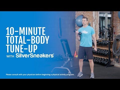10 Minute Total Body Tune Up Youtube Fun Workouts Total Body Workout Programs