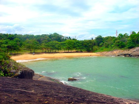 Praia dos Padres, Guarapari (ES)
