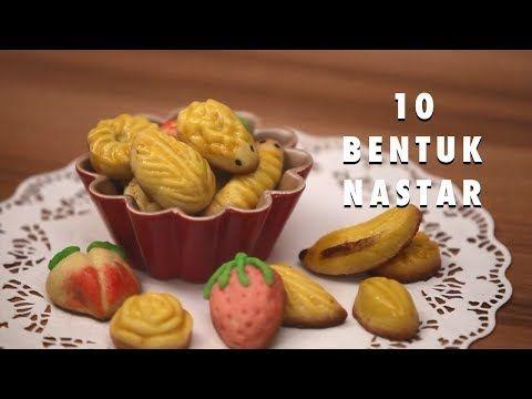 Tips Sedap 10 Bentuk Nastar Kekinian Youtube Nastar Kue Kering Kue Lebar