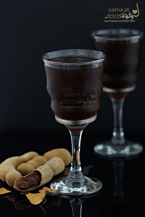 طريقة عمل التمر هندي مثل المحلات بالصور و الخطوات Food Alcoholic Drinks Red Wine
