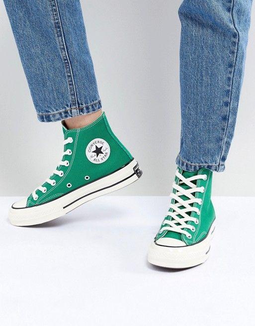 Converse Chuck '70 hi sneakers in green