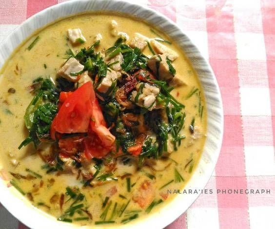 Resep Sayur Tempe Daun Kucai Oleh Galuh Nalara Ies D Resep Makanan Resep Masakan Masakan
