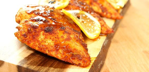 Sweet and spicy chicken has never been so delicious! This simple recipe will make life easier if you add it to your weekly dinner meals. Don't let the spices intimidate you, this really is the EASIEST chicken recipe I have ever made. And the flavor is to die for!! The sweet honey dijon glaze at …