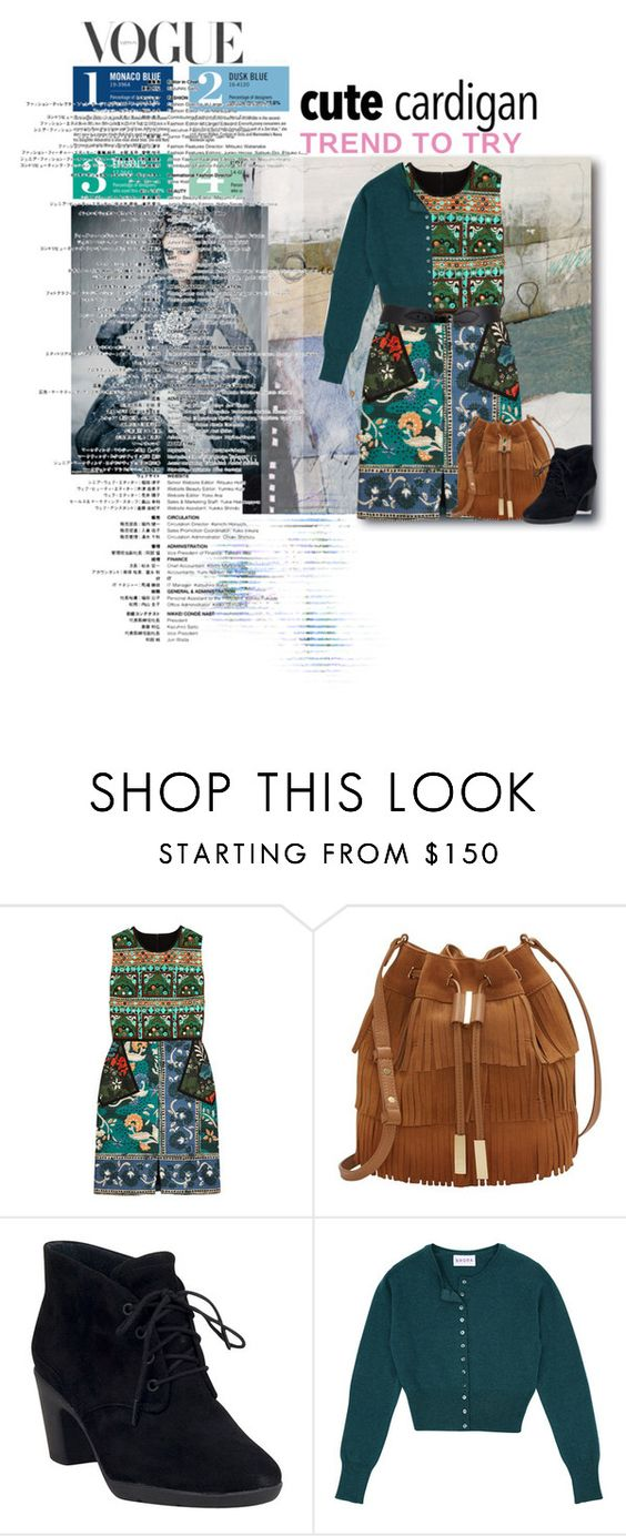 """""""Trend to try"""" by no-where-girl ❤ liked on Polyvore featuring moda, Garance Doré, Burberry, Vince Camuto, Clarks, Maison Boinet, Vera Wang e mycardi"""